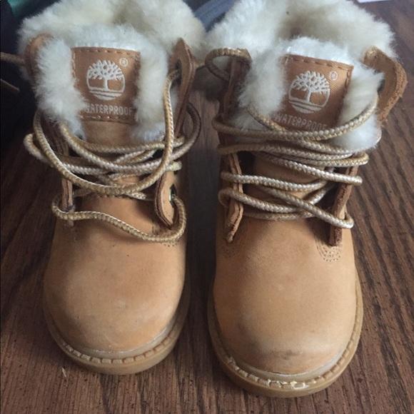 Baby Girl Timberland Boots | Poshmark